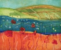 Red Meadows by Louise Davies